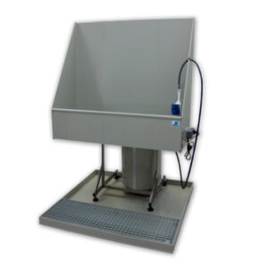 Manual Cleaning Booth