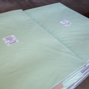 Transfer foils and papers